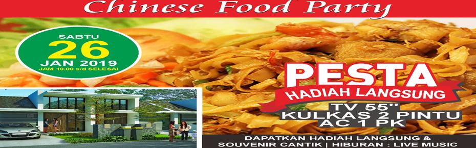 Pesta Kuliner Chinese Palembang