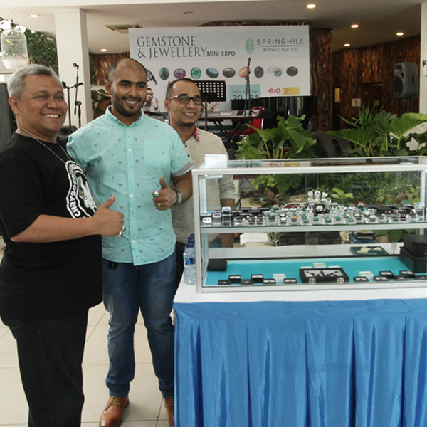 Gemstone & Jewellery Mini Expo