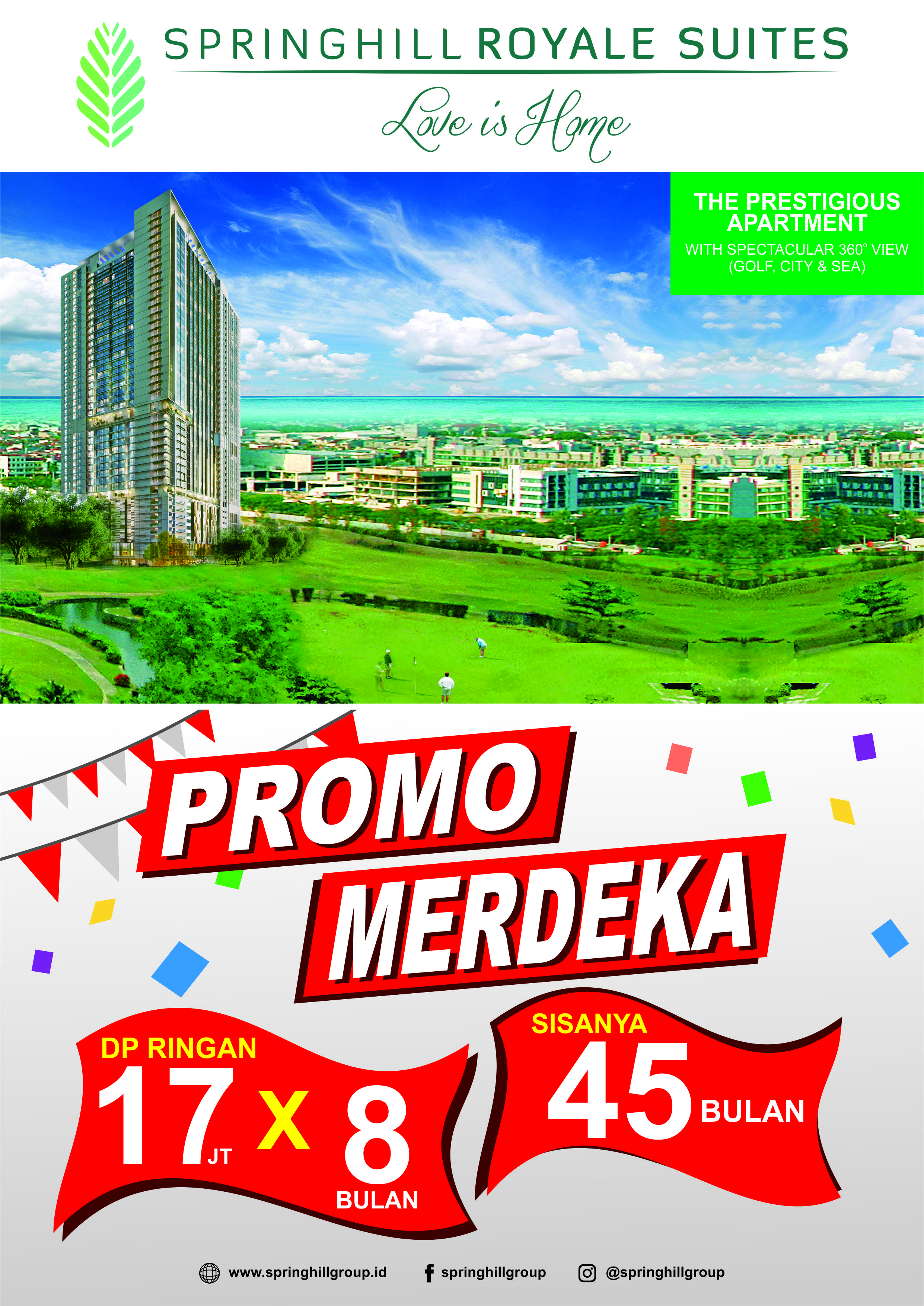 Promo Merdeka!!