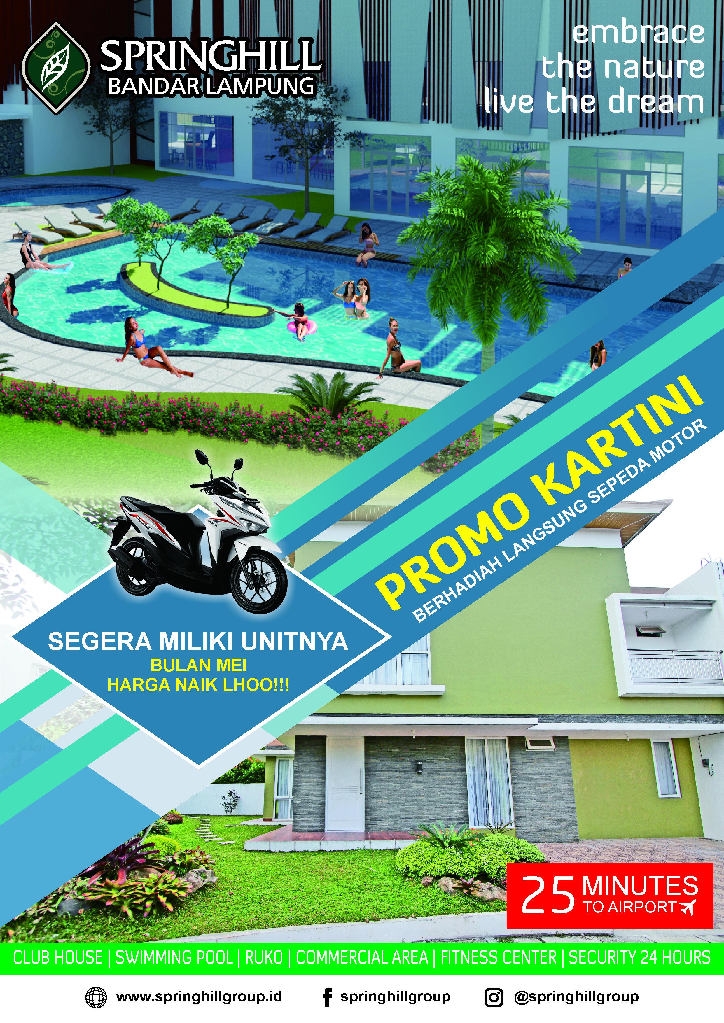 Promo Kartini Springhill Lampung