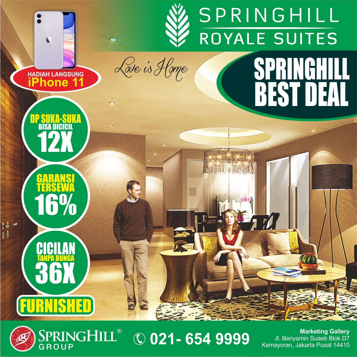 SPRINGHILL BEST DEAL