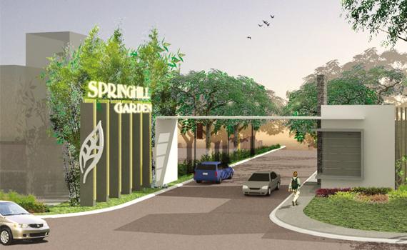 Springhill Garden at Malang
